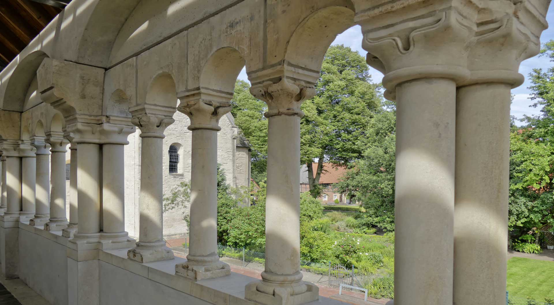 Stiftsdorf Asbeck -  Kultur in historischem Ambiente erleben!