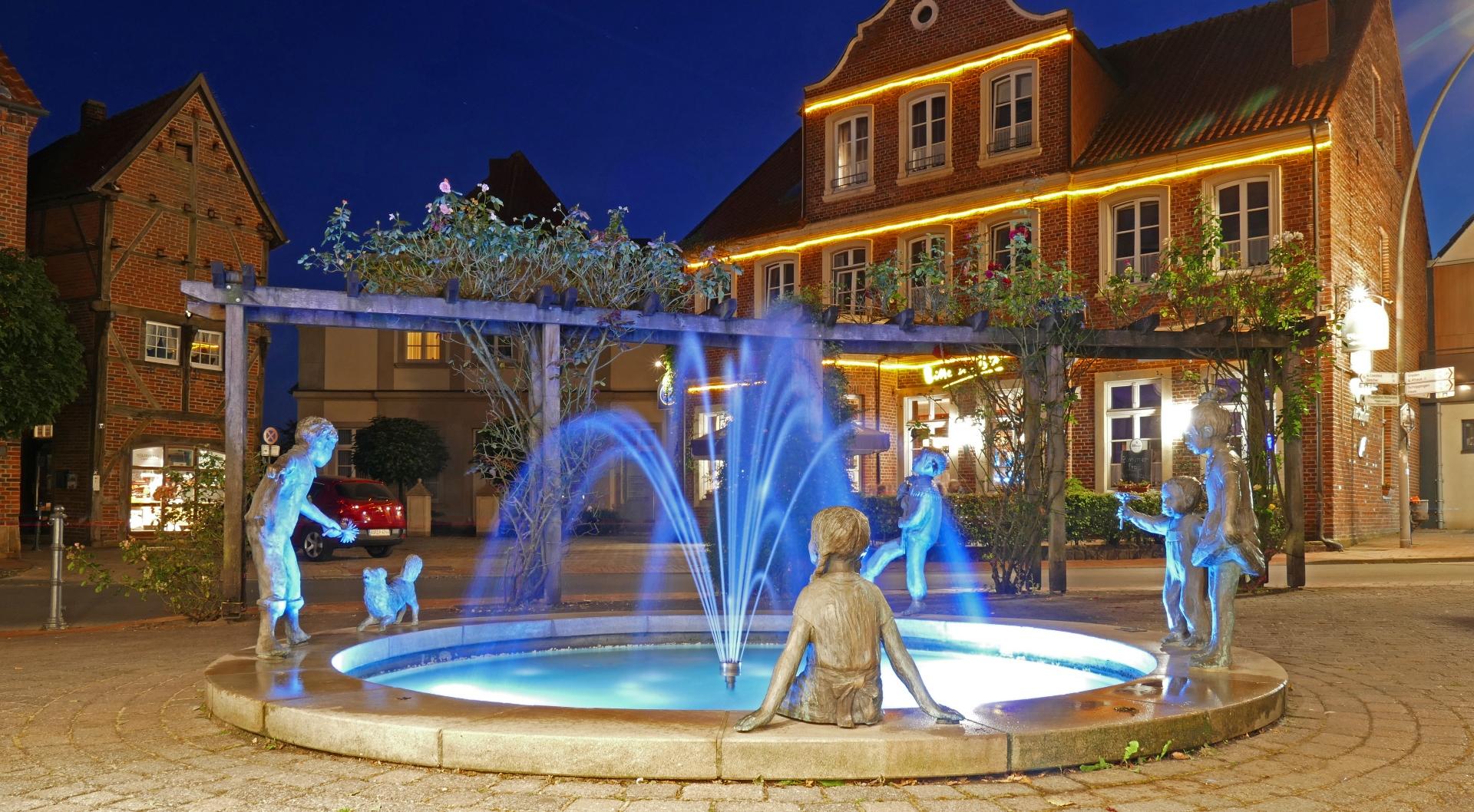 Springbrunnen Apotheke