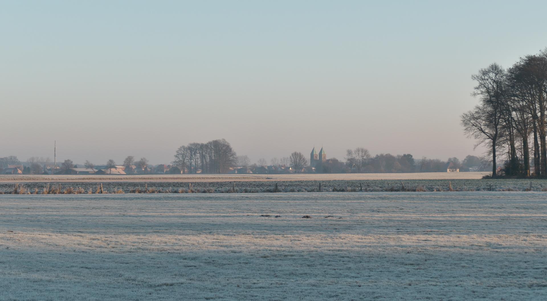 Wintermorgen Legden
