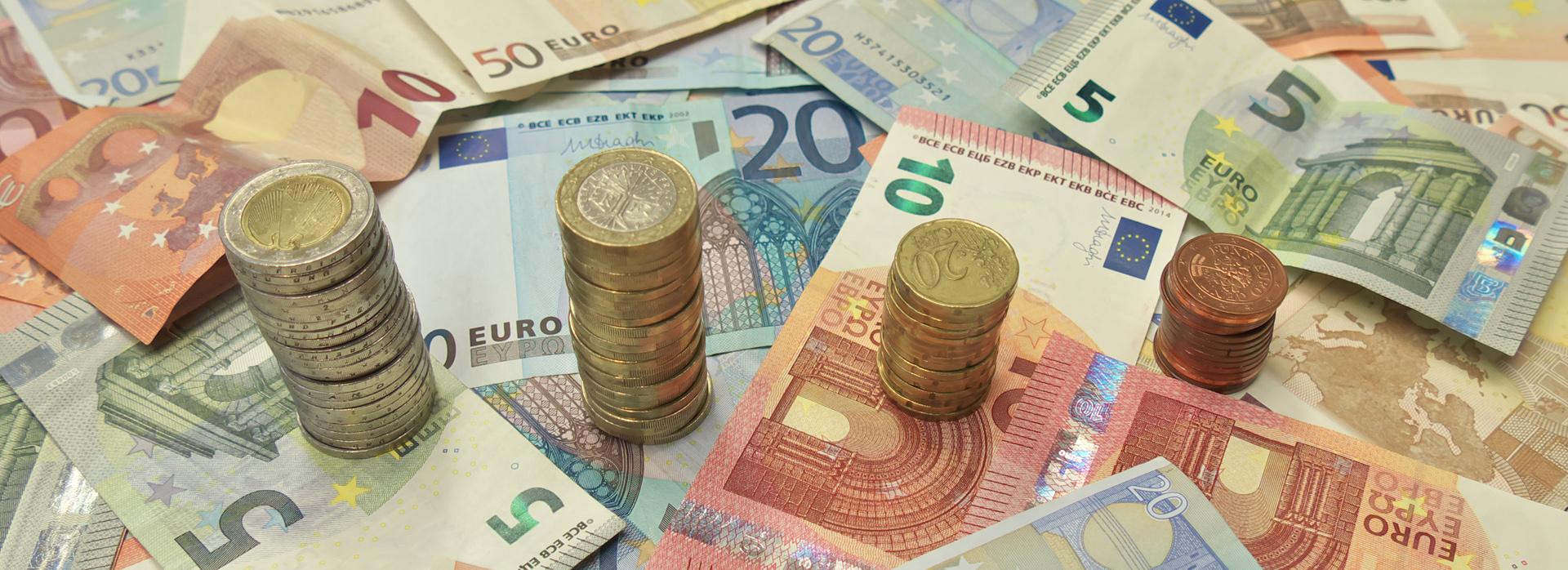 Finanzen - Geld