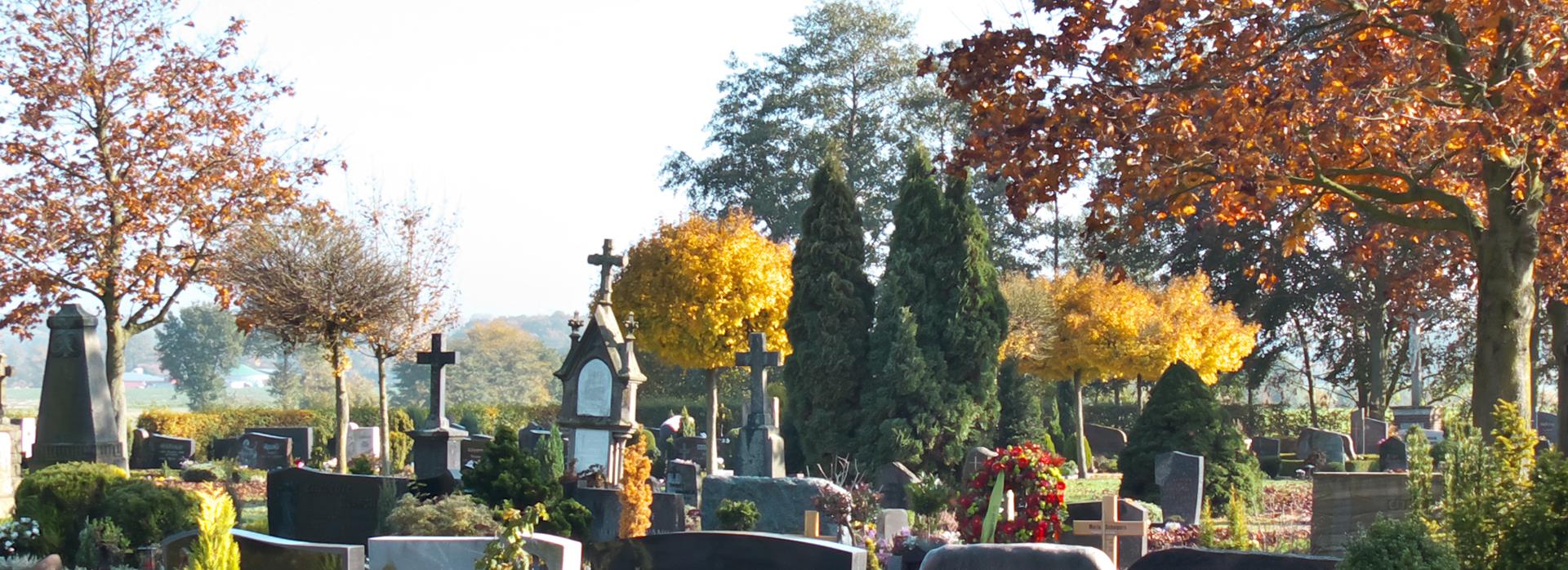 Friedhof Asbeck