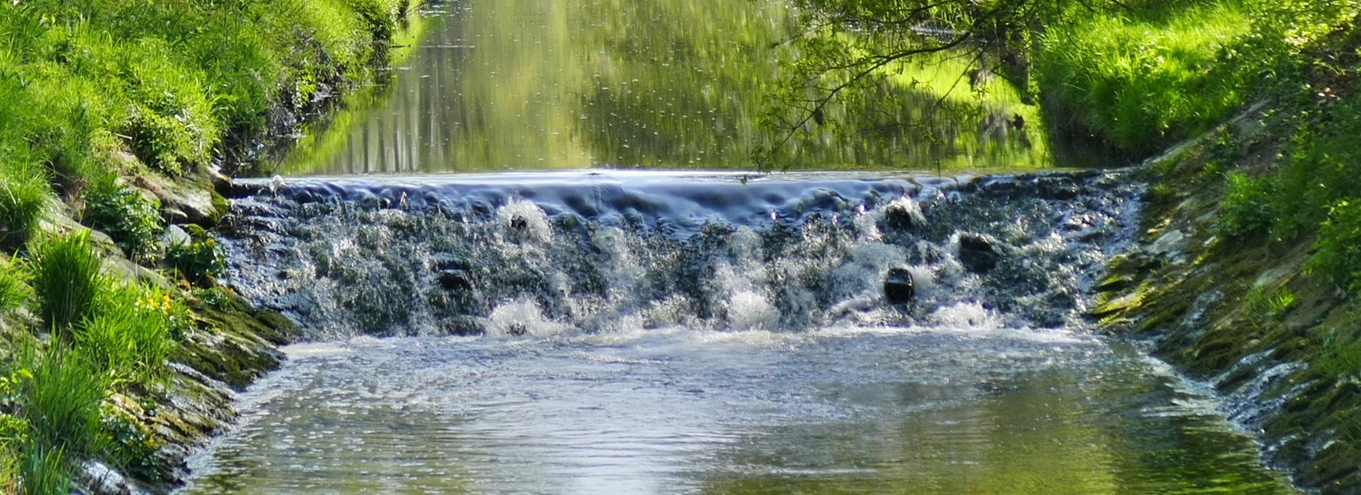 Wasserfall Dinkel